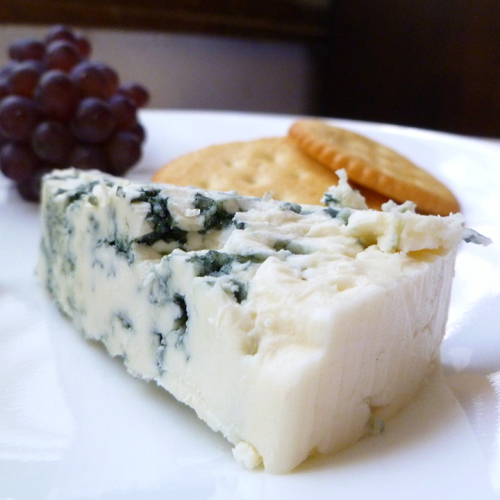 blue cheese plate