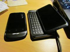 Huawei Ideos X3 vs. Nokia E7