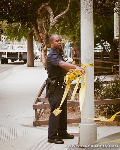 Venice Beach Bomb Scare