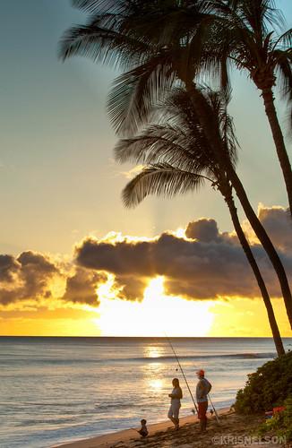 'Ohana Sunset