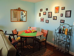 New Wall Color: Eclectic and Bright