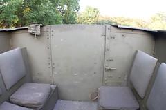M3A1 Halftrack (RLB Photography) Tags: wisconsin army military vehicle wi oshkosh halftrack hmv militaryvehicle m3a1