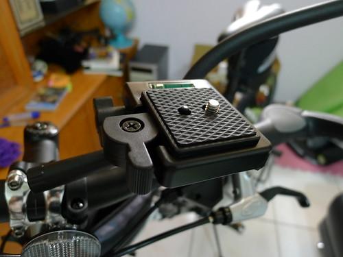 自行車用相機雲台/相機架