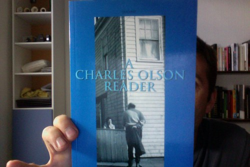 A Charles Olson Reader by Michael_Kelleher