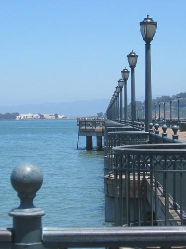 Lamposts and Alcatraz