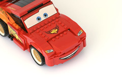 8484 Ultimate Build Lightning Mcqueen - 4