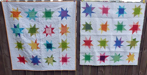 CMQG Japan Charity Quilts