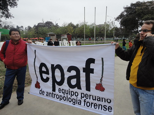 EPAF getting ready to march