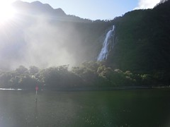 Day 4: Te Anau to Milford Sound II (on the boat trip)