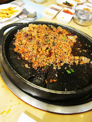 Korean BBQ Duck at Sun Ha Jang