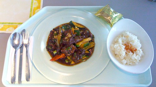 Ente in Massaman-Sauce / Duck in massaman sauce