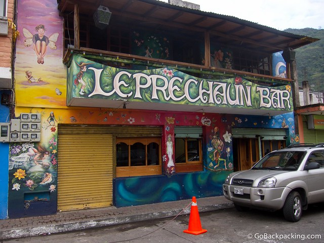 Leprechaun Bar is a favorite amongst both the locals, and tourists.