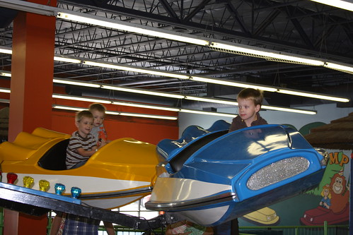 Rocket Ride, August 2011