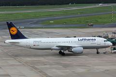 D-AIZD Airbus A.320 Lufthansa (pslg05896) Tags: dusseldorf lufthansa dus airbusa320 eddl daizd