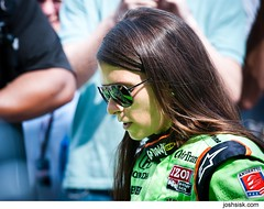 Danica Patrick @ Baltimore Grand Prix