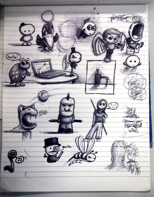 Meeting Doodles