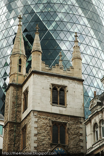 London - St.Andrew Undershaft