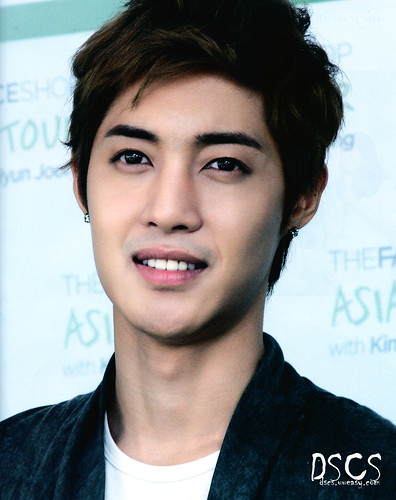Kim Hyun Joong ASIA TOUR on ASTA TV Magazine September 2011 Issue