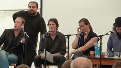 (London Permaculture) Tags: festival 2011 darkmountain uncivilization vinaygupta collapsonomics paulkingsnorth