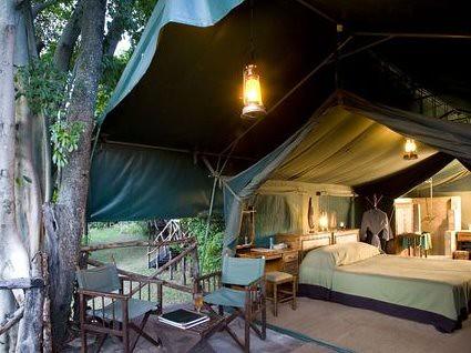 Kichwe Tembo Classic Safari Tent