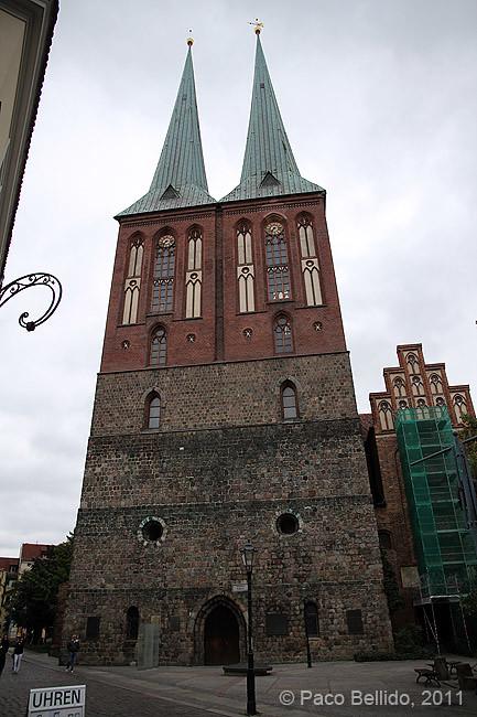 Berlín - Nikolaikirche