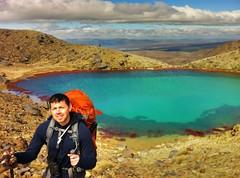 Emerald Lakes (Grant Eaton) Tags: camping newzealand nature landscape hiking tongariro hdr