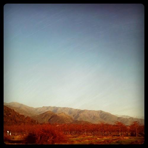 El valle del Cachapoal