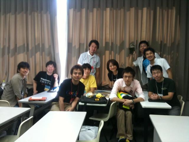 WordCamp Kobe 2011