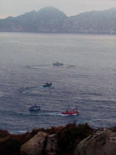 Barcos en sus giros by JoseAngelGarciaLanda
