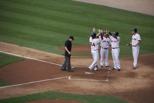 Paw Sox Grand Slam