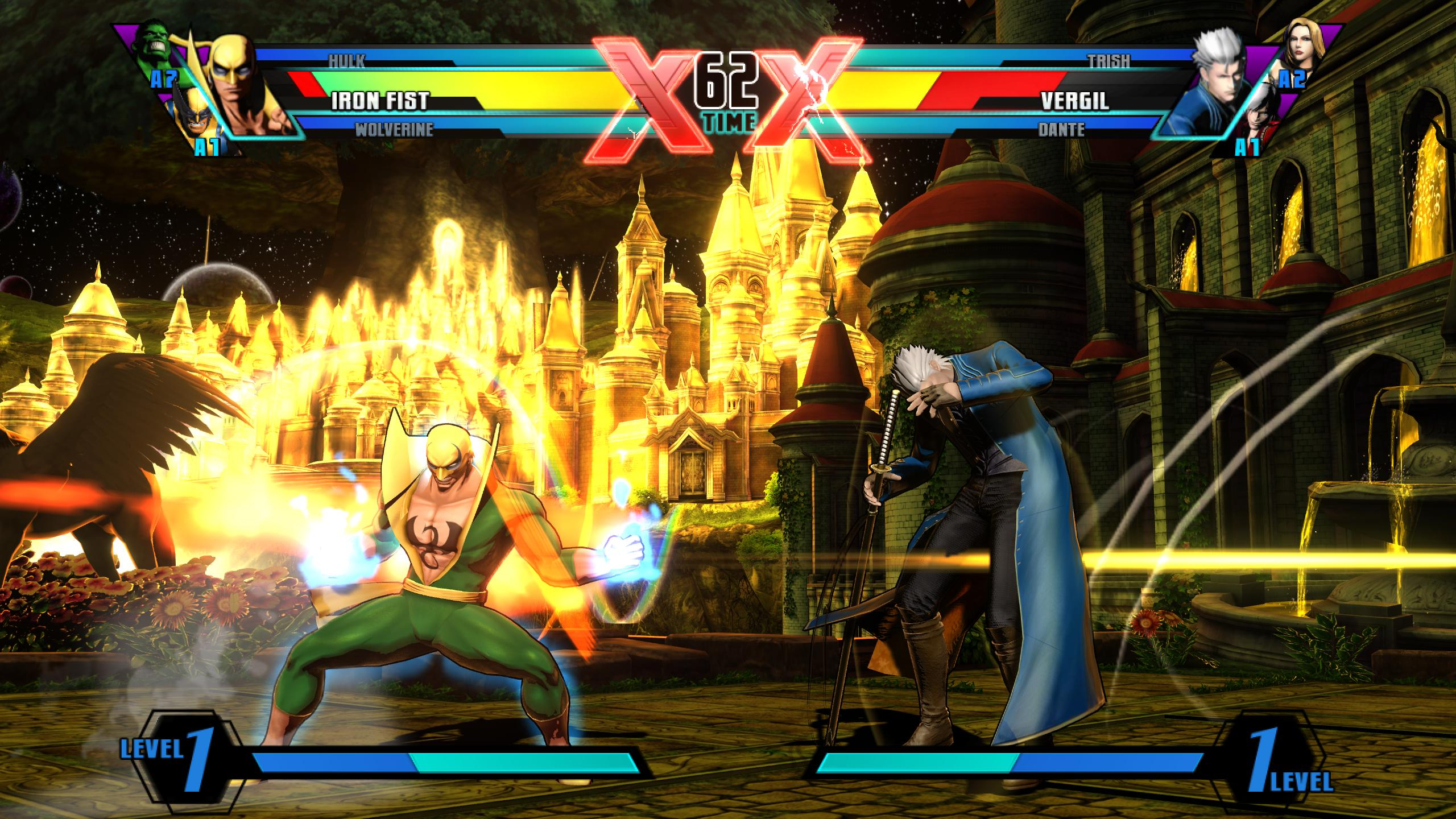 Vergil dans Ultimate Marvel vs. Capcom 3 6151114540_94e77641a4_o