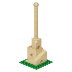 Tower of Babel (pasukaru76) Tags: tower architecture lego babel moc towerofbabel canon100mm microscale