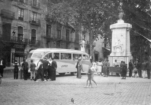 1935 Figueres estàtua Monturiol