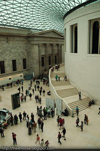 British Museum - Great Hall