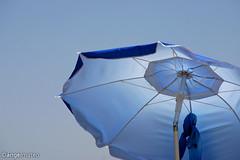 BLUE [Explore] (ángel mateo) Tags: ángelmartínmateo cabodegata almería andalucía españa reservadelabiosferaporlaunesco níjar sanjosé sombrilla sombrillaazul cielo playa playadelosgenoveses spain biospherereservebyunesco umbrella umbrellablue sky beach beachofthegenoese azul blue olétusfotos colorphotoaward explore ángelmateo parquenaturalcabodegataníjar