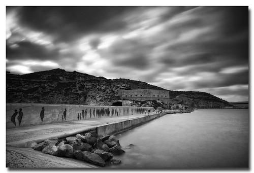 Mediterráneo (9) by Andrés Ñíguez