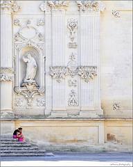 Piazza del Duomo (Mario Curci (Satrevi)) Tags: duomo statua barocco lecce