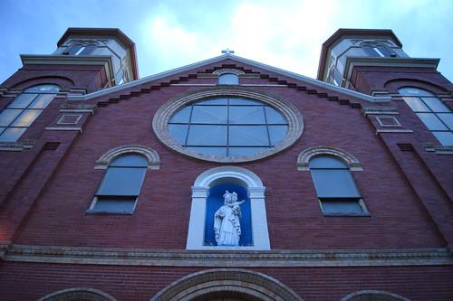 ChurchandMary