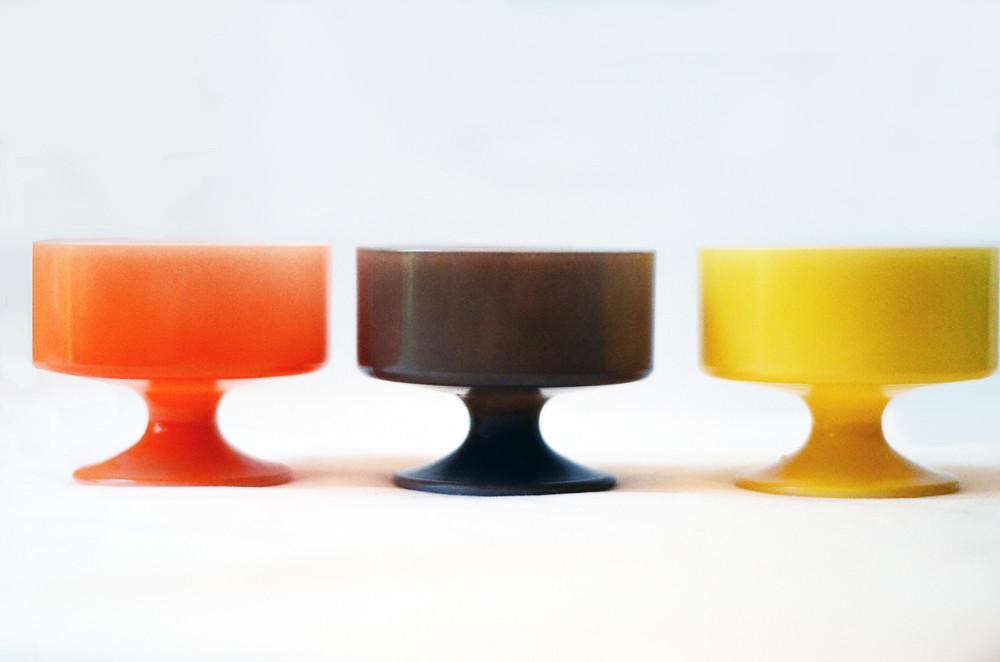 Vintage Dessert Cups
