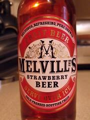 Innis & Gunn, Melville's Strawberry beer, Scotland