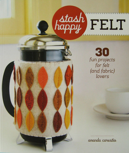 stash happy felt