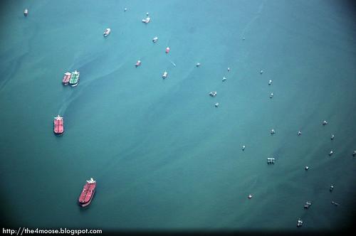 TG 0413 - Off the coast of Eastern Johor