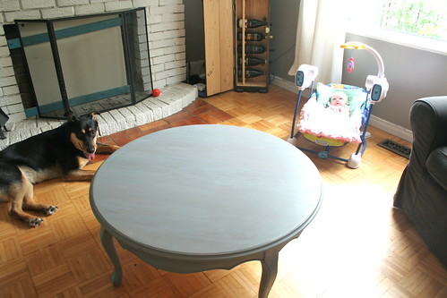 New Coffee Table - August 2011