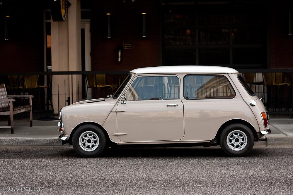 Fs 1969 Austin Mini 1000 Mk Ii