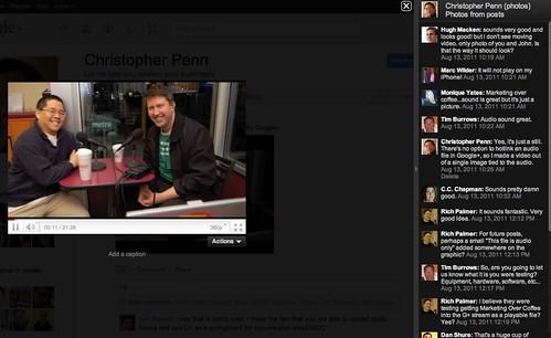 Christopher Penn - Google+
