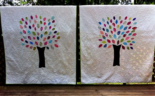 Tree quilts