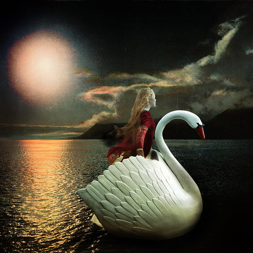 The Swan Queen by Queen Be-Lynne Larkin