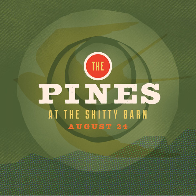 Shitty Barn Session No. 16 - The Pines