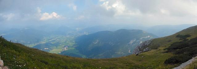 Schneebergi panoráma