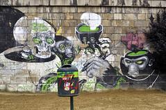NYCHOS @ DONAUKANAL WIEN #6 (Spaceopera) Tags: vienna wien urban streetart spray vienne urbain donaukanal nychos